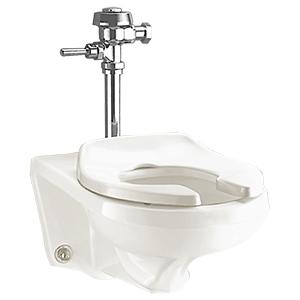 Afwall Flowise Retrofit White Universal Flush
