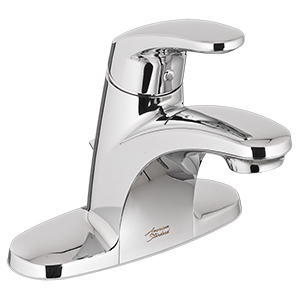 Colony Pro Single-Handle Centerset Bathroom Faucet - 0.5 GPM