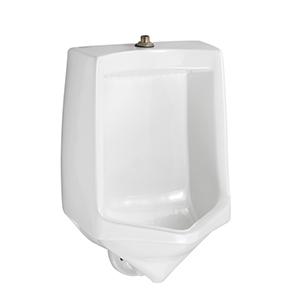 Trimbrook White Universal Flush