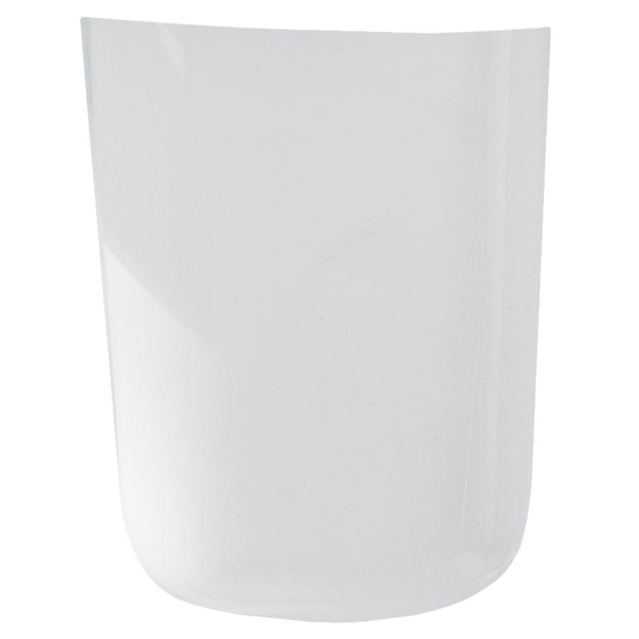Murro / Lucia White Pedestal Shroud