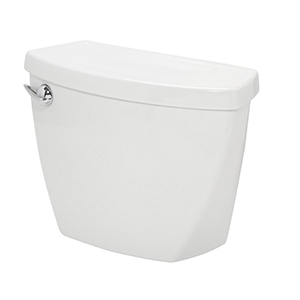 "Cadet Pro White 1.28gpf 12"" Rough In Tank High Efficiency Toilet"