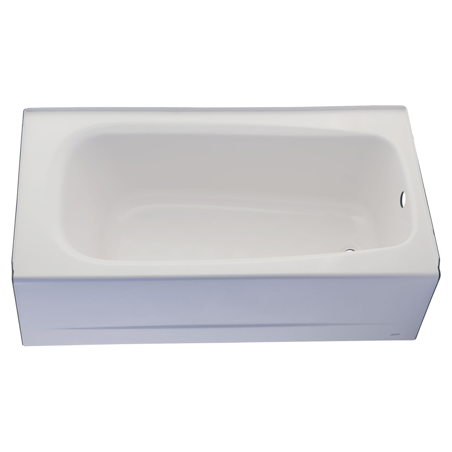 Cambridge White Right Hand Drain Soaking Americast Tub