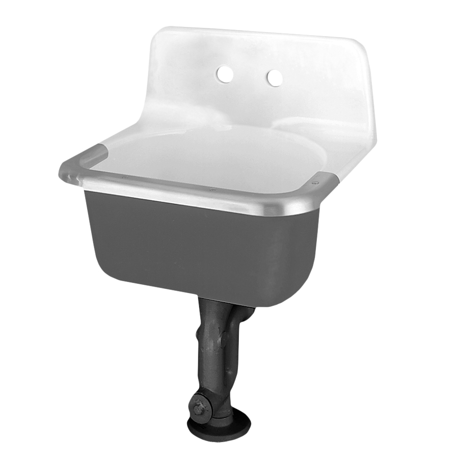 New Akron Sink-db White