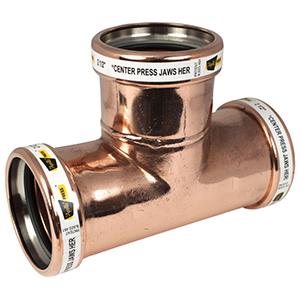 """3"""" Copper Press Tee"""