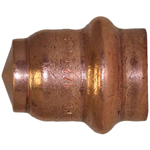 "1 ½"" Copper Cap"