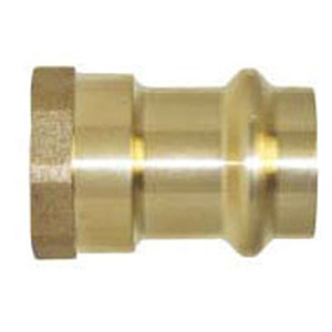 """1 ½"""" Copper x Female Adapter"""