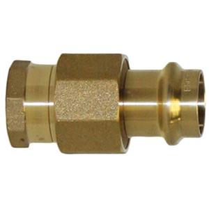 "1 ½"" Copper x Female Brass Union"