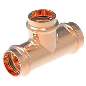 "½"" 200 psi Copper Tee"