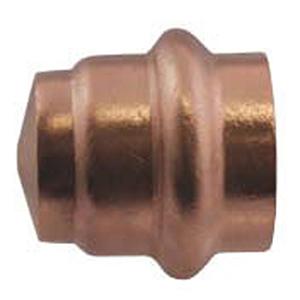 "¾"" Copper Cap"