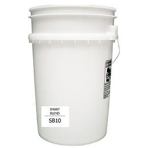 CSI Water Treatment Systems 1 Cu FT, White/black, Granular, Filter Media For Water Treatment System