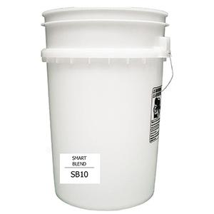 CSI Water Treatment Systems 3/4 Cu FT, White/black, Granular, Filter Media For Water Treatment System