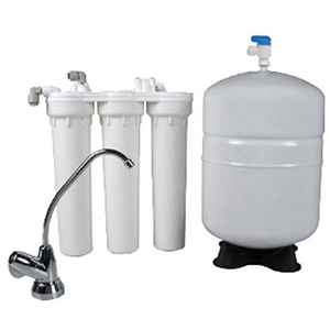 CSI Water Treatment Systems 40 To 100 PSI, 4 To 11 Ph, TFC Reverse Osmosis System