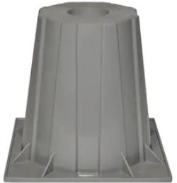 "Diversitech 6"" Air Conditioner Heat Pump Riser 96234"