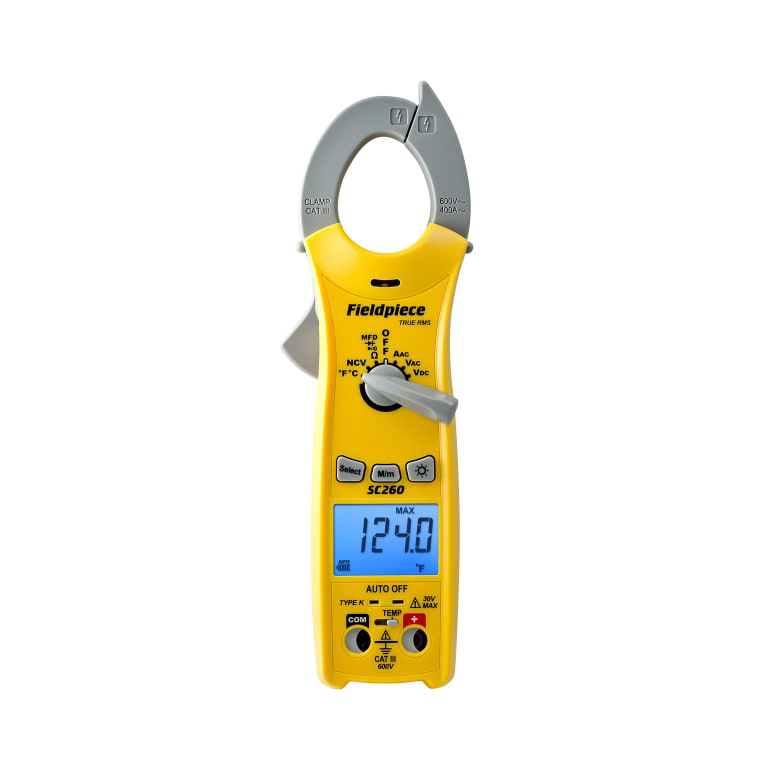 Field Piece Compact Clamp Meter 1883572