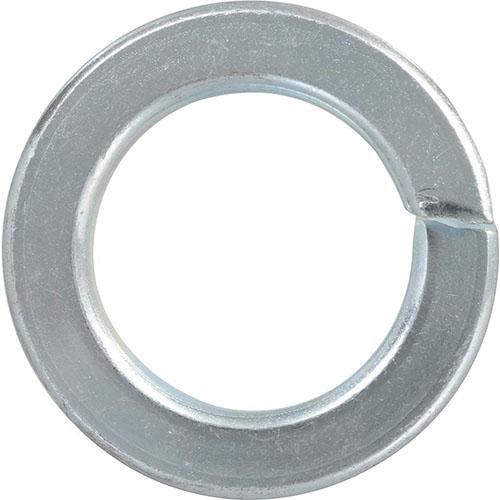 """Hillman 1/4"""" Split Lock Zink Washer , 100-pack 32618"""
