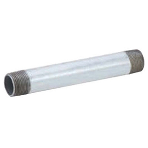 "1"" x 4"" Galvanized Nipple"