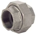 "1"" Galvanized Malleable Union"