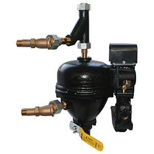 McDonnell & Miller 120/240 VAC 60 Hz, 25 PSI, Mechanical, Low Water Cut-off/water Feeder For Automatic Fired Heating Boiler 188