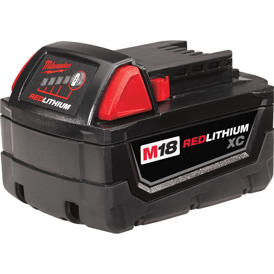 M18™ Redlithium™ Xc 3.0ah Extended Capacity Battery Pack