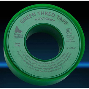 "Gasoila 1/2"" Thread Seal Tape 678454"