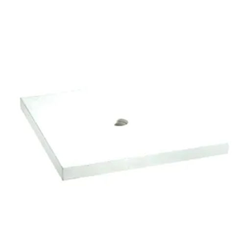 Outdoor Shower Company TPWPW White Wall Panel 1904015