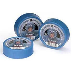 "½"" x 1429"" x 0.0035"" 10000 PSI Blue PTFE Thread Seal Tape"