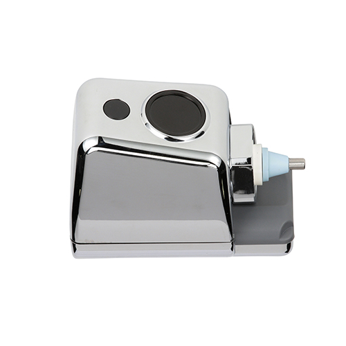 EZ Flush® ZERK-CPM EZ Flush Battery Sensor Flush Valve Retrofit Kit Polished Chrome