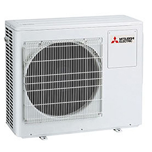 20000 BTU/Hr Cooling, 22000 BTU/Hr Heating, Multi-Zone, Duct/Non-Duct, Split, Heat Pump Outdoor Unit