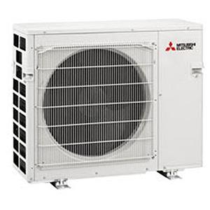 28400 BTU/Hr Cooling, 28600 BTU/Hr Heating, Multi-Zone, Duct/Non-Duct, Split, Heat Pump Outdoor Unit
