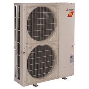 36000 BTU/Hr Cooling, 45000 BTU/Hr Heating, Multi-Zone, Hyper Heating, Duct/Non-Duct, Split, Heat Pump Outdoor Unit