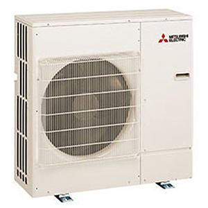 12000 BTU/Hr Cooling, 14000 BTU/Hr Heating, Single-Zone, Split, Heat Pump Outdoor Unit