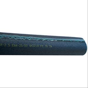 "Nomaco 7/8"" X 6', 1/2"" Thick Insulation, Black, Pre-slit Pre-glued, Tubular Foam, Pipe Insulation 2921"