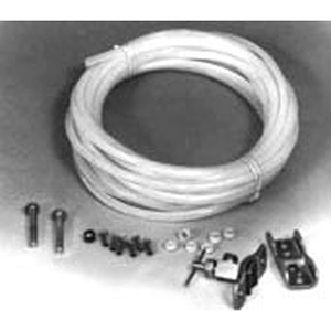 "Pasco Hook-up Kit With 1/4"" X 25' Poly Tubing For Ice Maker"