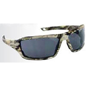 Safety Glasses Camo Frame, Gray High Impact Polycarbonate Lens