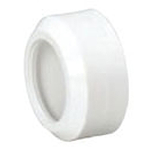 """3"""" x 2"""" Spigot x Hub PVC DWV Flush Reducing Sanitary Bushing"""