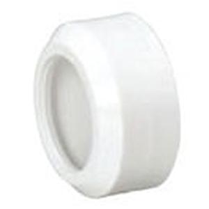 """4"""" x 3"""" Spigot x Hub PVC DWV Flush Reducing Sanitary Bushing"""