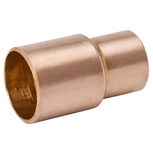 "¾"" x ½"" FTG x C 700 PSI Lead-free WROT Copper Fitting Reducer"